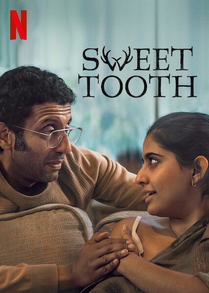 Dr. Adi Singh and Rani Singh in Netflix show 'Sweet Tooth'.
