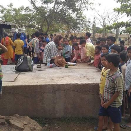 EWB in Ranshet Ashramalaya.