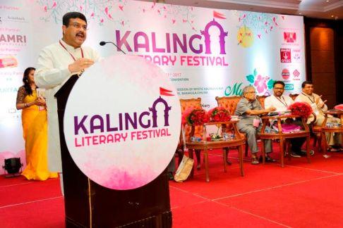 Image result for Kalinga literary festival 2018 to be held in Bhubaneswar