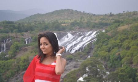 Mysore waterfall