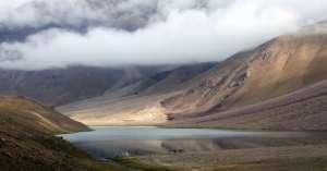 Chandrataal lake, adventure tourism in India