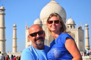 Photo tour Taj Mahal