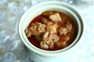 Musamun Gai - Chicken in Musamun Curry