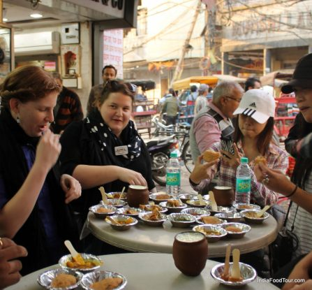 Old Delhi Street Food  Walk – 31 Dec 2016