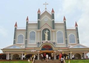 Holy Redeemer Church, Beltangady