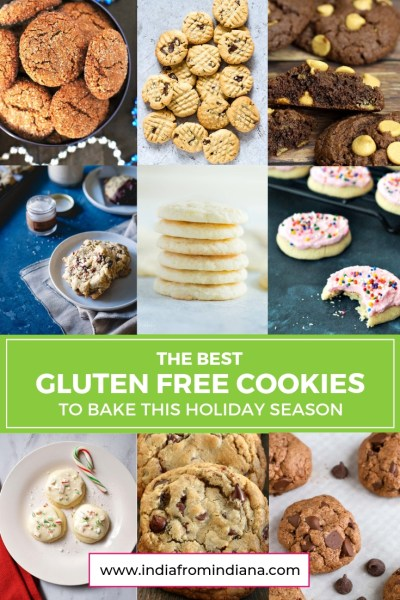 Best GF Cookies for the Holidays