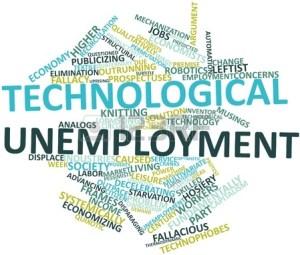 Technological Unemployment Keywords