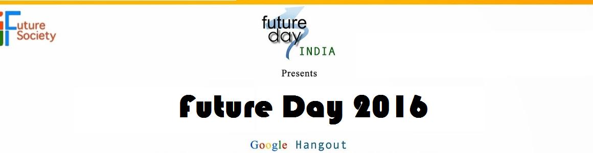 International Future Day India 2016