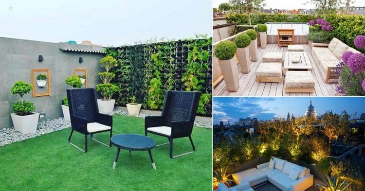 20 Beautiful Terrace Garden Ideas India Gardening