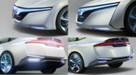 HYBRID CAR [20] Honda acx
