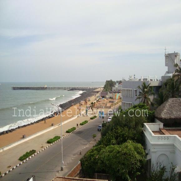 Pondicherry a Zero Luxury Tax Destination
