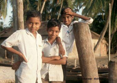 In Kerala (India)