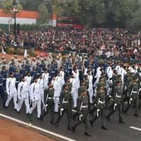 India's Republic Day Parade – 2017: UAE Contingent Participates, Presents Ceremonial Salute
