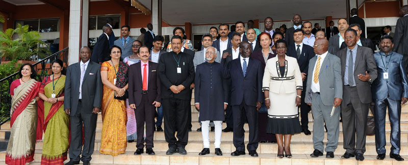 Ansari Praises Indian Community's Contribution to Uganda Business