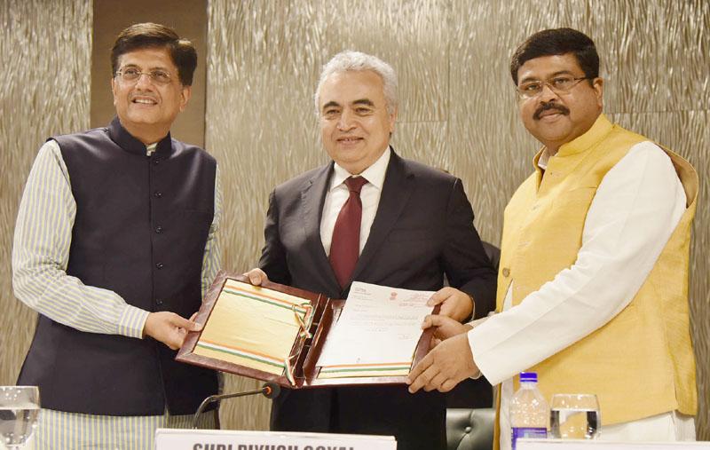 India 'Reactivates' Its Association Status with IEA