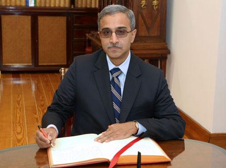Bala Venkatesh Varma appointed next ambassador to Russia