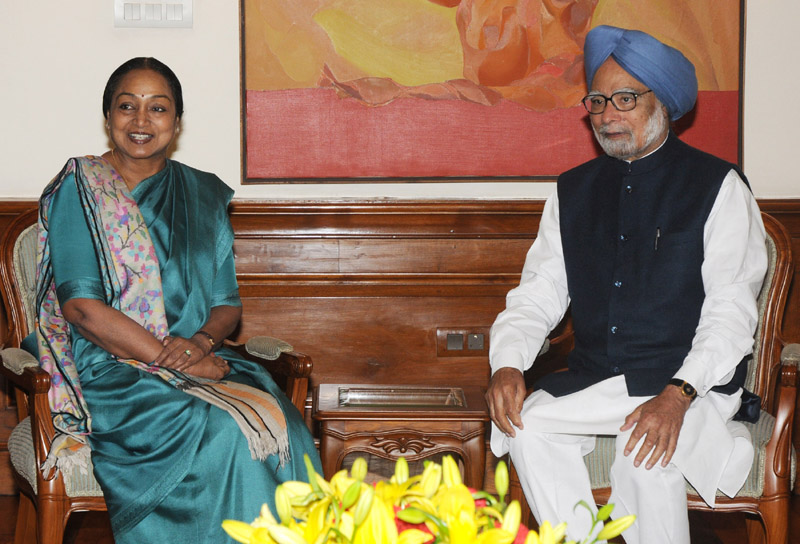 Sushma Swaraj Digs out Old Lok Sabha Video to Counter Meira Kumar