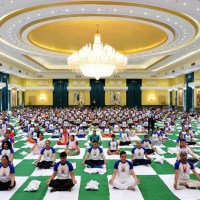 India Showcases Merits of International Day of Yoga to World