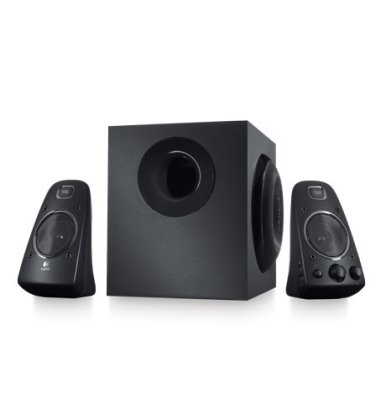 Logitech Z-623 2.1 THX-Certified Multimedia Speaker At Rs 8299 Only - Amazon