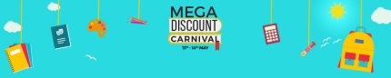 Paytm Mega Discount Carnival