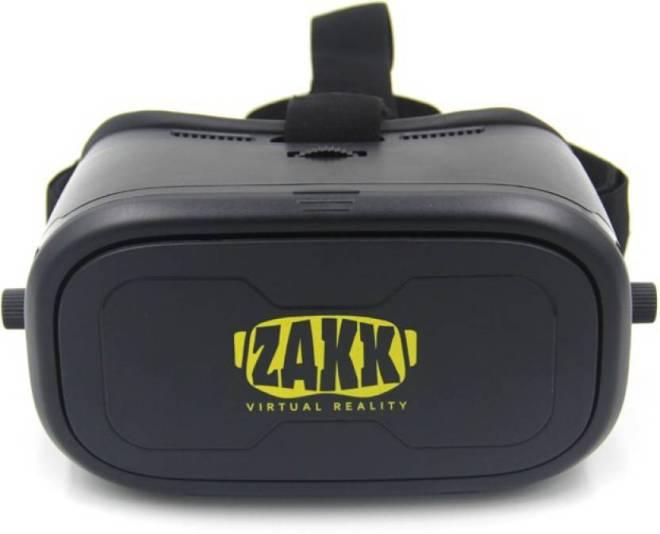 Zakk 3D VR Headset At Rs 499 + Rs 150 Cashback - Flipkart