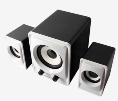 Ambrane SP-100 2.1 Channel Multimedia Speaker At ₹ 499 - TataCliq