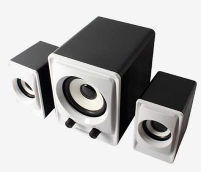 Ambrane SP-100 2.1 Channel Multimedia Speaker At ₹ 449 - TataCliq