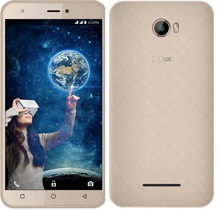 Intex Aqua 5.5 VR Plus 16 GB | 2GB RAM At Rs. 5,499 - Flipkart
