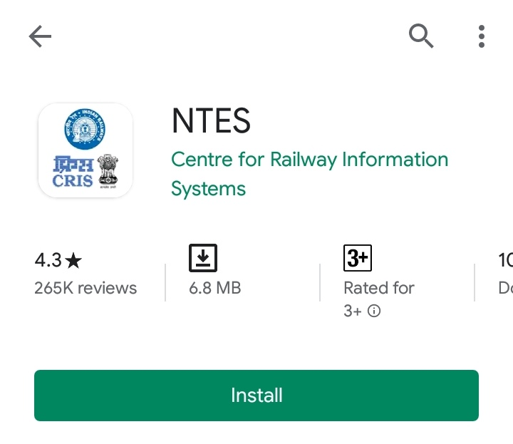 NTES app