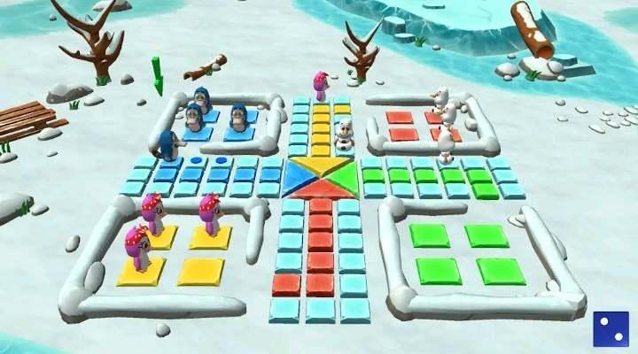 3d ludo wala game