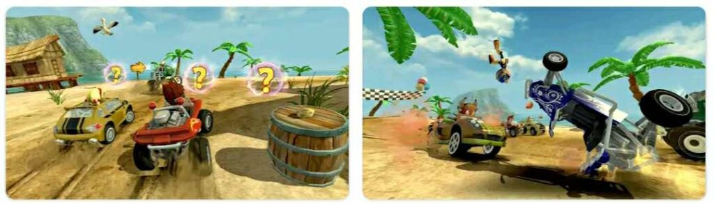 beach buggy kar wala game