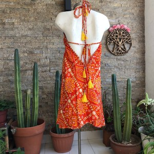 Vestido Mermaid Jaipur