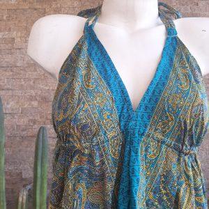 Vestido Gypsy Pasley Tropical