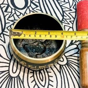 Cuencos Negros 10 cm