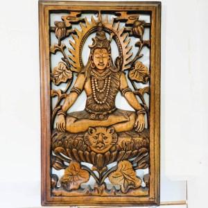 Jai Shiva Madera 50cm