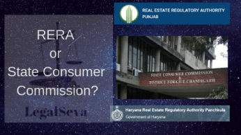 RERA or State Commission