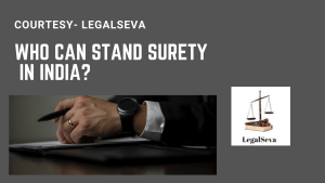 Legal Advice on Surety