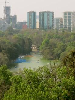 Chapultepec Park - Lagos