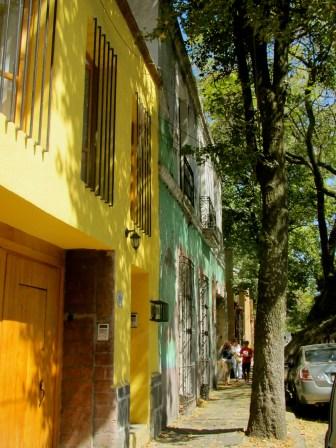 Franciso Sopa Street - Coyoacan