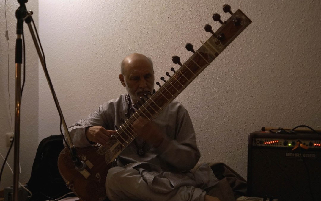 Sitar Concert in Heidelberg, Germany on 22.02.2018 at 6.PM
