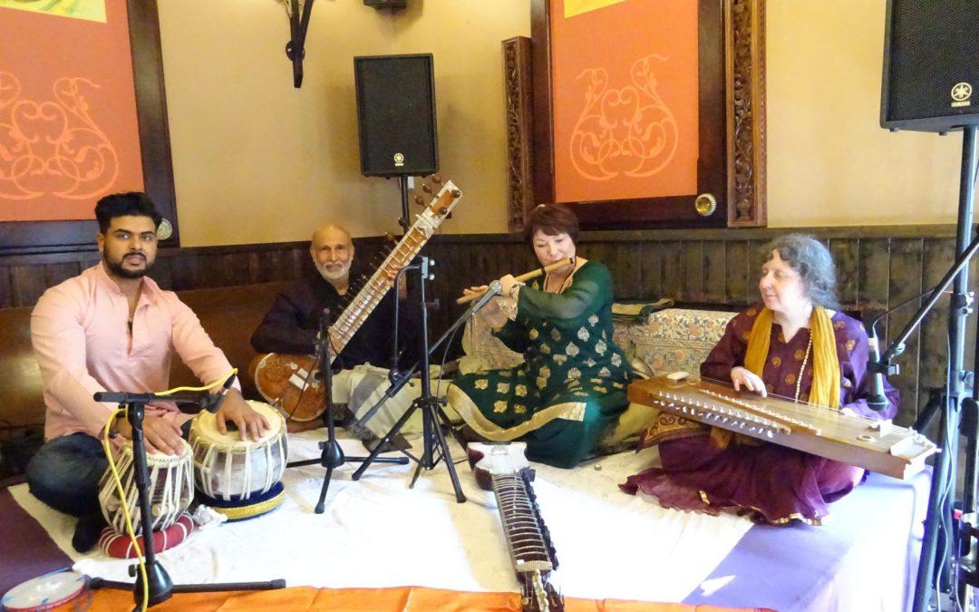 Sitar, Mantrasingen Konzert für Amma in Hof Herrenberg: Sonntag, 30.10.2016, 17.00 Uhr