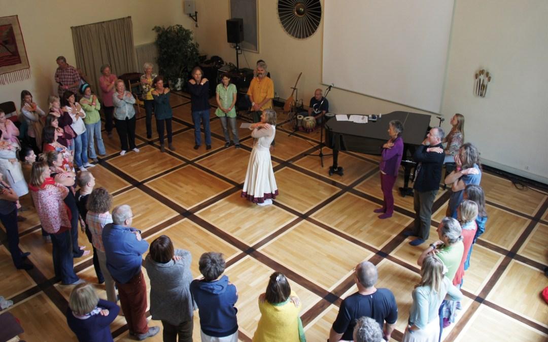 Heart Dance in One Spirit Fest Kurhaus Freudenstadt Samstag 08.06.2019