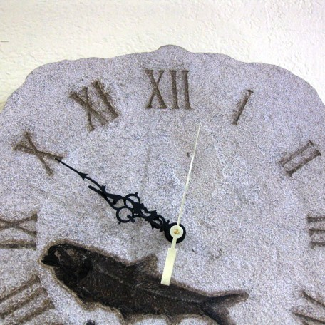 Eocene Age Fossil Functional Fish Clock