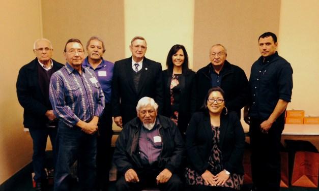Winnebago Tribe Hosts Legislative Luncheon