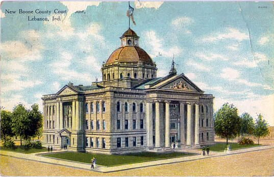Boone County Indiana Genealogy and History