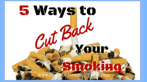 Five Ways to Cut Back on Smoking