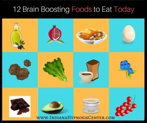 12 Brain Boosting Foods to Eat Today