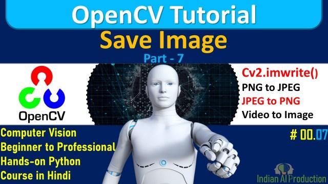 save image cv2.imwrite()