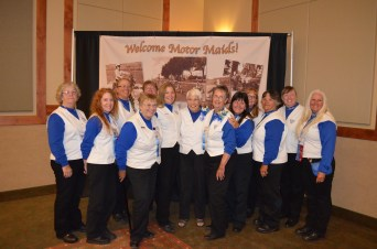 INMMaids at Bend OR Convention.