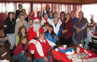 12/11/11 Christmas Party @ the 'Dinner Bell' -Burlington